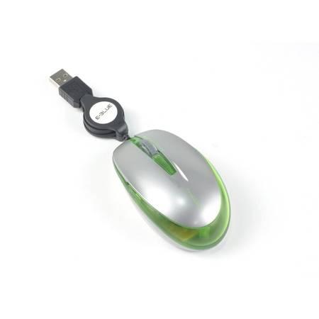 Mouse E-Blue Nion2 Silver