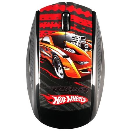 Mouse Modecom MC-619 Art Hot Wheels 1
