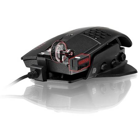 Mouse gaming Thermaltake Tt eSPORTS Level 10 M Advanced Diamond Black