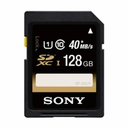 Card Sony SDXC 128Gb UHS-I Class10 40MB/s SF128U