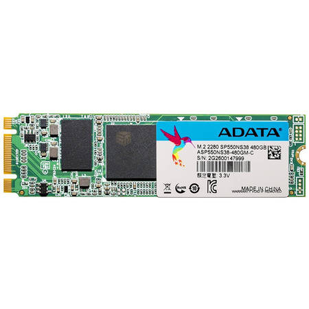 SSD ADATA SP550 Series 480GB M.2 2280 Bulk