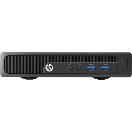 Sistem desktop HP 260 Mini Intel Celeron 2957U 2GB SSD 32GB Black