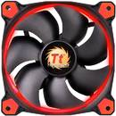 Ventilator Thermaltake Riing 12 120mm Red LED