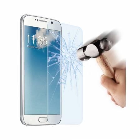Folie protectie Muvit din sticla securizata pentru Samsung Galaxy S6