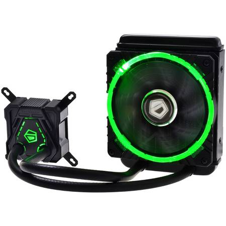 Cooler CPU ID-Cooling ICEKIMO 120 Green