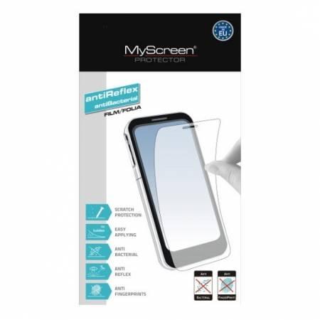 Folie protectie My-Screen Antiamprente pentru Samsung Galaxy S4 Zoom