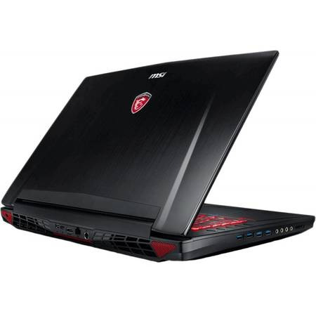 Laptop MSI GT72 6QE Dominator Pro G 17.3 inch Full HD Intel Core i7-6700HQ 8GB DDR4 1TB HDD nVidia GeForce GTX 980M 8GB Black