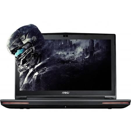 Laptop MSI GT72S 6QE Dominator Pro G 17.3 inch Full HD Intel Core i7-6820HK 16GB DDR4 1TB HDD 256GB SSD nVidia GeForce GTX 980 8GB Windows 10 Black