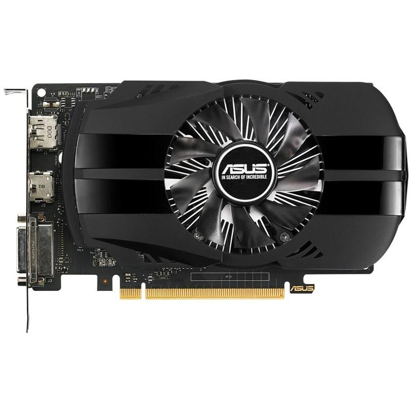 Placa Video Nvidia Geforce Gtx 1050 Ti Phoenix 4gb Ddr5 128bit