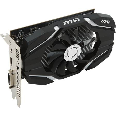 Placa video MSI AMD Radeon RX 460 OC 2GB DDR5 128bit