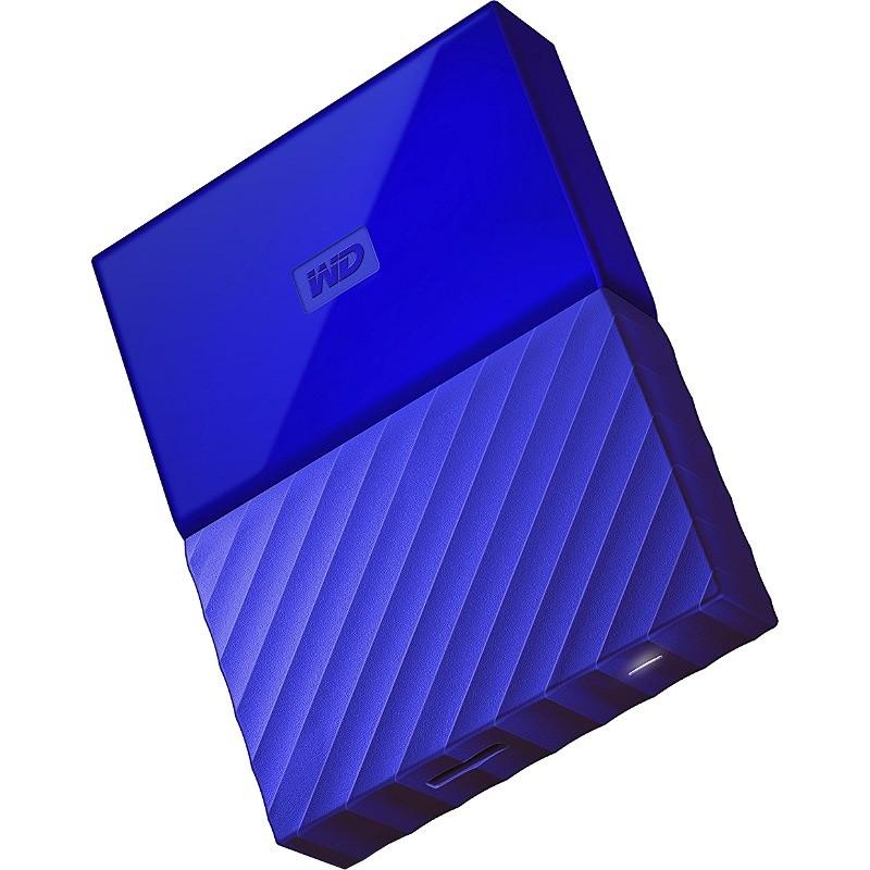 Hard Disk Extern My Passport New 2tb 2.5 Inch Usb 3.0 Blue