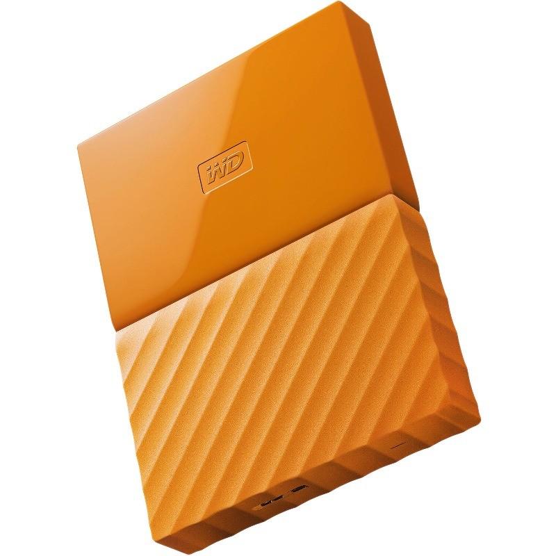 Hard Disk Extern My Passport New 1tb 2.5 Inch Usb 3.0 Orange