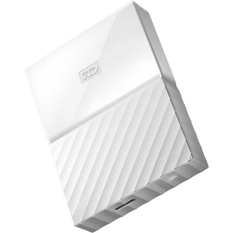Hard Disk Extern My Passport New 2tb Usb 3.0 White