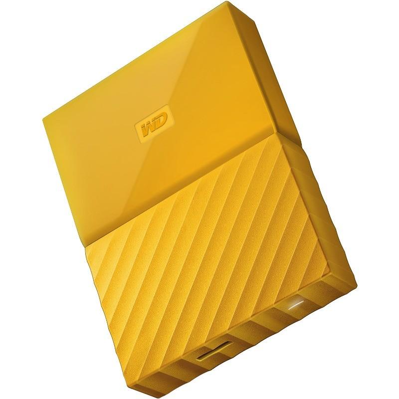 Hard Disk Extern My Passport New 2tb 2.5 Inch Usb 3.0 Yellow