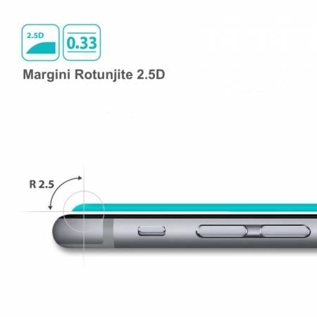 Folie protectie Ringke din sticla securizata pentru Xperia Z5 Compact