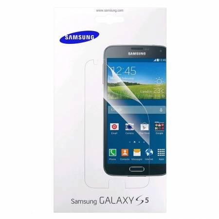Folie protectie Samsung Clear  pentru Galaxy S5