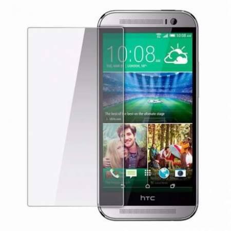 Folie protectie Standard GProtect din sticla securizata pentru HTC E9
