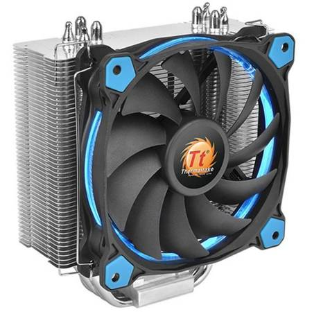 Cooler CPU Thermaltake Riing Silent 12 Blue