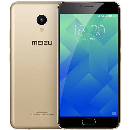 Smartphone Meizu M5 M611 32GB Dual Sim 4G Gold