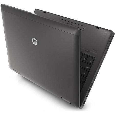 Laptop refurbished HP ProBook 6470b i5-3210M 2.5GHz 4GB DDR3 320GB HDD DVD-RW 14.1 inch Webcam Soft Preinstalat Windows 10 Home
