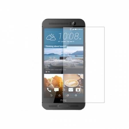 Folie protectie Tempered Glass din sticla securizata pentru HTC One M9 Plus