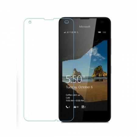 Folie protectie Tempered Glass din sticla securizata pentru Nokia Lumia 550