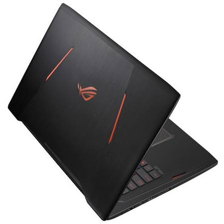 Laptop Asus ROG GL702VM-GC017T 17.3 inch Full HD Intel Core i7-6700HQ 16GB DDR4 1TB HDD 512GB SSD nVidia GeForce GTX 1060 6GB Windows 10