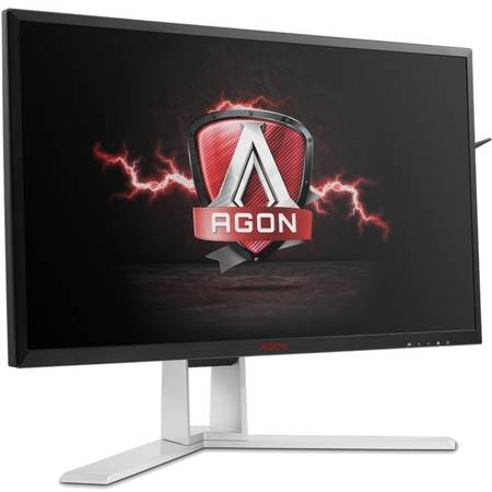 Monitor LED Gaming AOC AGON AG271QG 27 inch 4ms Black Silver