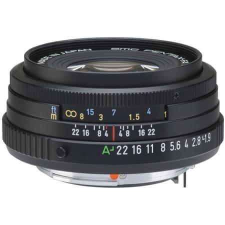 Obiectiv Pentax FA 43mm f/1.9 SMC Limited