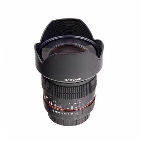 Obiectiv Samyang 10mm f/2.8 pentru Canon