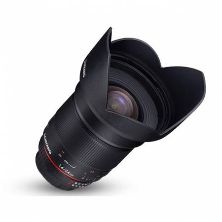 Obiectiv Samyang 24mm f/1.4 ED AS IF UMC pentru Sony