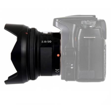 Obiectiv SAL 20mm f/2.8 Wide-Angle pentru Sony