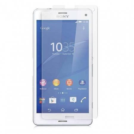 Folie protectie Tempered Glass din sticla securizata pentru Sony Xperia Z3 compact