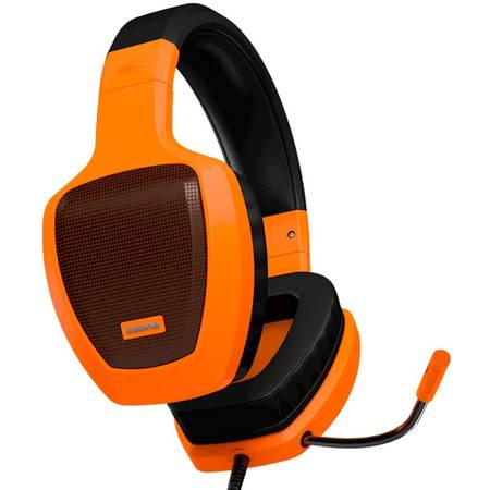 Casti gaming Ozone Rage Z50 Glow Orange