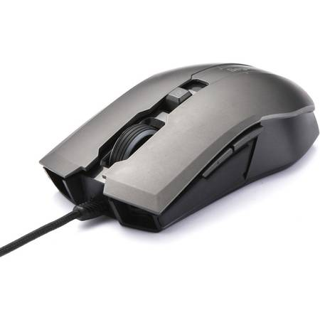 Mouse Colorful/Segotep G720 gaming 1600 dpi gri