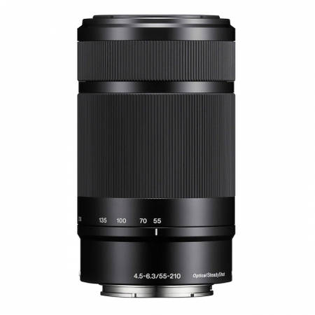 Obiectiv 55-210mm f/4.5-6.3 OSS Black montura Sony E