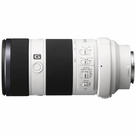 Obiectiv FE 70-200mm f/4.0 G OSS montura Sony E