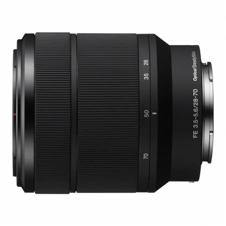 Obiectiv SEL 28-70mm f/3.5-5.6 OSS montura Sony E