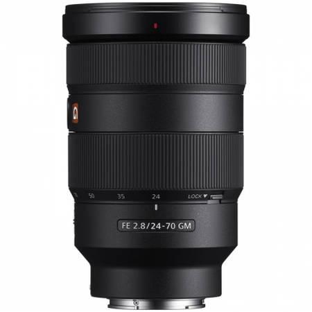 Obiectiv FE 24-70mm f/2.8 GM montura Sony E