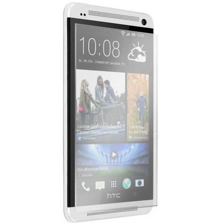 Folie protectie Tempered Glass - folie sticla pentru HTC One M7 Mini