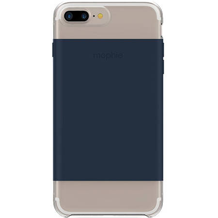 Husa Protectie Spate Mophie 3699_BC-WRP-IP7P-NVY Base Case Driff Ultra Thin Albastru pentru Apple iPhone 7 Plus