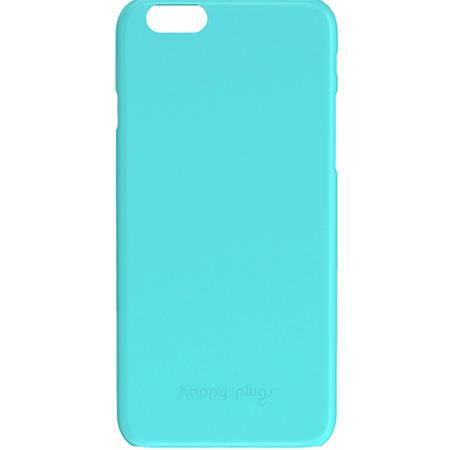 Husa Protectie Spate Happy Plugs 8866 Ultrasubtire Turcoaz pentru APPLE iPhone 6, iPhone 6s