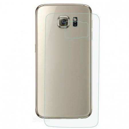 Folie protectie Tempered Glass din sticla pentru Samsung Galaxy S6 Edge - spate