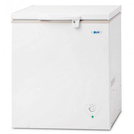 Lada frigorifica LDK BD 210D Clasa A+ 227 litri Alba