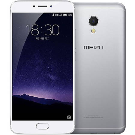 Smartphone Meizu MX6 M685U 32GB Dual Sim 4G Silver