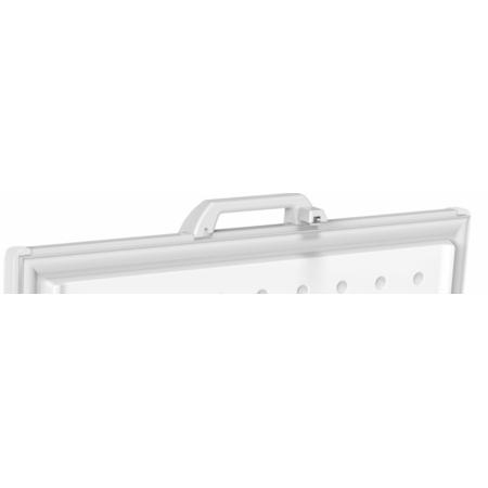 Lada frigorifica Samus LS330A+ 335 litri A+ Alba