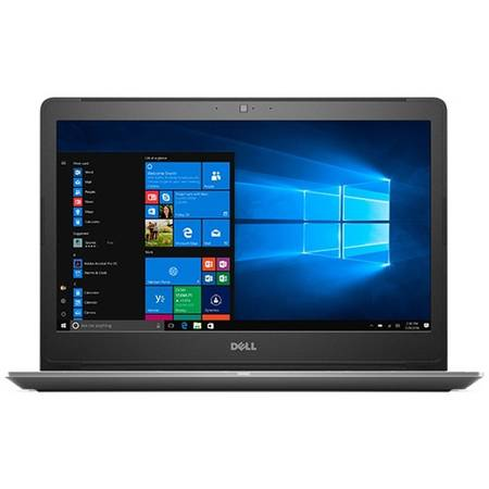 Laptop Dell Vostro 5468 14 inch HD Intel Core i3-7100U 4GB DDR4 500GB HDD FPR Windows 10 Pro Grey 3Yr NBD