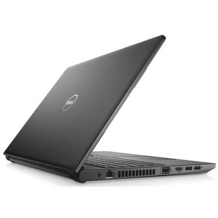 Laptop Dell Vostro 3568 15.6 inch HD Intel Core i3-6100U 4 GB DDR4 500 GB HDD Linux Black