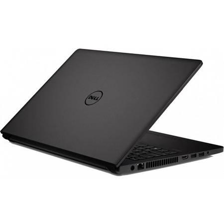 Laptop Dell Latitude 3570 15.6 inch HD Intel Core i5-6200U 4GB DDR3 128GB SSD Backlit KB FPR WiFi AGN Windows 10 Pro Black