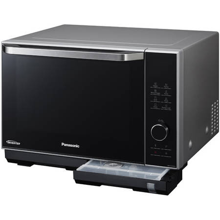 Cuptor cu microunde Panasonic NN-DS596MEPG 27 litri 1000W Argintiu